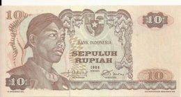 INDONESIE 10 RUPIAH 1968 UNC P 105 - Indonesia