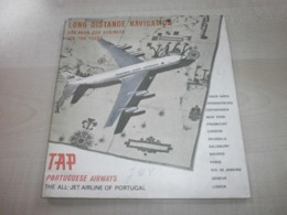 Ancien Catalogue TAP PORTUGUESE AIRWAYS - Europa