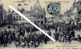 Peronne Les Fêtes De Marie Fouré  N°2 - Peronne