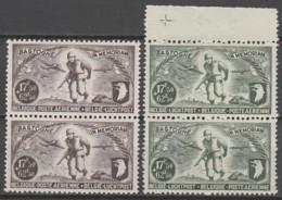 Belgie     .      OBP    .     PA 12/13  Paren    .    **    .  Postfris  .   /   .  Neuf SANS Charniere - Airmail