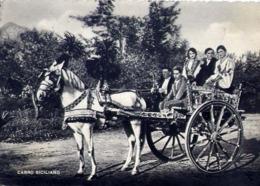 Carro Siciliano - Formato Grande Viaggiata – E 14 - Unclassified