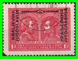 YUGOSLAVIA SELLO AÑO 1931- KING ALEXANDER - 1919-1929 Reino De Los Serbios, Croatas Y Eslovenos