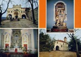 Castellaro Ligure - Imperia - Santuario Di N.s. Di Lampedusa - Formato Grande Viaggiata – E 14 - Imperia