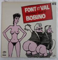 DISQUE 33 T FONT ET VAL MONTRENT TOUT A BOBINO RCA N°6 1982 CABU - Vinyl-Schallplatten