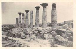 Italy F. Califi Crupi, Fotografia Taormina Forum Ruins - Italia