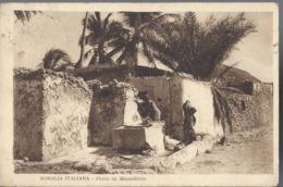 Somalia Italiana - Pozzo In Mogadiscio - HP1334 - Somalia