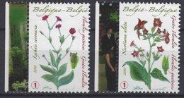 België O.B.C.   4000 / 4001  (XX)   Gentse Floraliën   (postfris) - Used Stamps