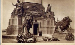 Bruxelles - Le Tombeau Su Soldat Inconnu - Formato Piccolo Non Viaggiata – E 14 - Belgio