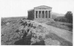 Italy Taormina F. Califi Crupi Temple Ruins Tempio - Italia