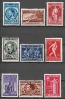 Belgie     .      OBP    .   728/736    .    *      Ongebruikt Met Gom   .   /   .   Neuf Avec Gomme - Unused Stamps