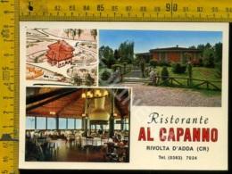 Cremona Rivolta D'Adda Ristorante AL CAPANNO - Cremona