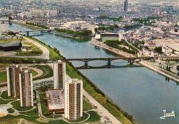 NANTES - Le Stade Marcel-Saupin Et La Salle De Sports - Nantes
