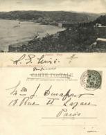Turkey, CONSTANTINOPLE, Anatolou-Hissar, Panorama (1903) Ludwigsohn Postcard - Turkey