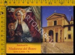 Cremona Spino D'Adda Santuario Madonna Del Bosco - Cremona
