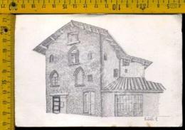 Cremona Soncino Casa Degli Stampatori (piega Angolo) - Cremona