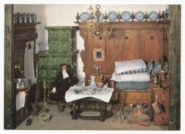 Nürnberg - Germanisches Nationalmuseum - Grosse Puppenstube, 2. Hälfte Des 17. Jahrhundert - Museen