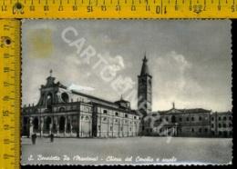 Mantova S. Benedetto Po Chiesa Del Cenobio - Mantova