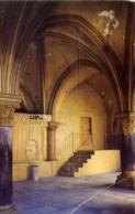 Jerusalem - Room Of The Last Supper At Mount Zion - Formato Piccolo Viaggiata – E 14 - Cartoline