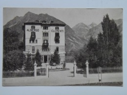 Sondrio F17 Bormio Albergo Clementi Miramonti 1910 - Sondrio