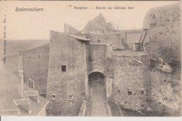 57 - RODEMACK - ENTREE DU CHATEAU FORT - NELS SERIE 103 N° 2 - Francia