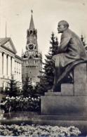 Mosca - Monumento To V.i. Lenin In The Kremlin - Formato Piccolo Viaggiata – E 14 - Cartoline