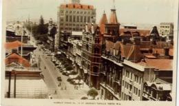 Murray Views - St.george's Terrace Perth W.a. - Formato Piccolo Viaggiata – E 14 - Cartoline