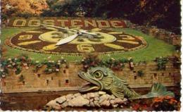 Osternde - L'horloge Fleurie - Formato Piccolo Viaggiata – E 14 - Cartoline