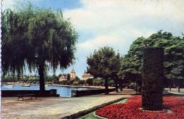 Ouchy - Lausanne - Le Quai Et Le Chateau - Formato Piccolo Viaggiata – E 14 - Cartoline