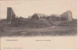 57 - RODEMACK - BURGRUINE MIT PULVERTURM - NELS SERIE 103 N° 27 - Autres Communes