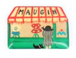 Pin's Plastique MAUGIN - Magasin De Vêtement - Mode - I777 - Merken