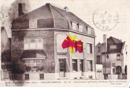 BRAY-DUNES-PLAGE (Nord) - Maison Michel Cardon - Alimentation Générale, Peinture, Décor Et Vitrerie - Bray-Dunes