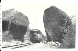 CPA-Italie-Vers1925-ERYTHREE-AUTORAIL-FIAT LITTORINA-Ligne ASMARA/CHEREN-TBE-Tres RARE - Trains