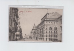 OSTENDE -  LE THEATRE - 1910 - Oostende