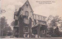 Neuvy Sur Barangeon - Châlet Du Barangeon - Vierzon