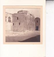 GUEMAR Tunisie Ambiance De Rue Septembre 1923  Photo Amateur Format Environ 5 X 3,5 Cm - Luoghi