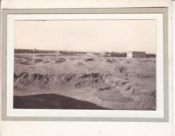 TUNISIE NEFTA 1923. Photo Amateur Format Environ 5,5 Cm X 5 Cm - Luoghi