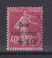 CP 153 / N° 266 OBL COTE 25€ - France