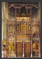 90803/ EGLISES, Espagne, Cathédrale Sainte-Marie De Tolède, Orgue Et Porte De L'empereur - Kerken En Kathedralen