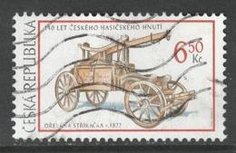 Tsjechië, Yv  345 Jaar 2003, Gestempeld - Tchéquie