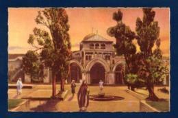 Palestine. Jérusalem. Mosquée El Aqsa. Illustrateur  Rodolfo Paoletti ( 1866-1940) - Palestine