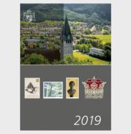Liechtenstein 2019 - Year Pack 2019 - Year Collection Mnh - Liechtenstein