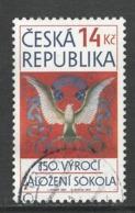 Tsjechië, Yv  629 Jaar 2012,  Gestempeld - Tchéquie