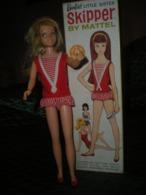 Barbie LITTLE SISTER Skipper By MATTEL - Barbie