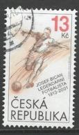 Tsjechië, Yv  693 Jaar 2013,  Gestempeld - Tchéquie