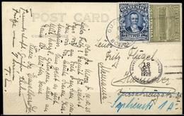 1926, Guatemala, 211, Z 2, Brief - Guatemala