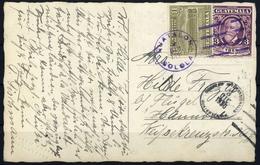 1927, Guatemala, 223, Z 2, Brief - Guatemala