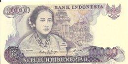 INDONESIE 10000 RUPIAH 1985 UNC P 126 - Indonesia
