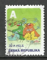 Tsjechië, Yv  740 Jaar 2014,  Gestempeld - Tchéquie