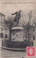 CPAF - MONTLHERY MONUMENT DES ANCIENS COMBATTANTS - Montlhery