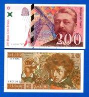 France  2  Billets - 1992-2000 Ultima Gama